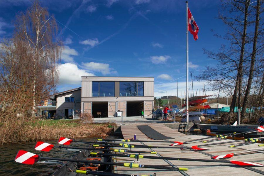 Bootshaus Eröffnung
