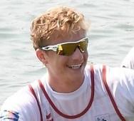 Joel Schürch im M4- holt Olympia Quotenplatz