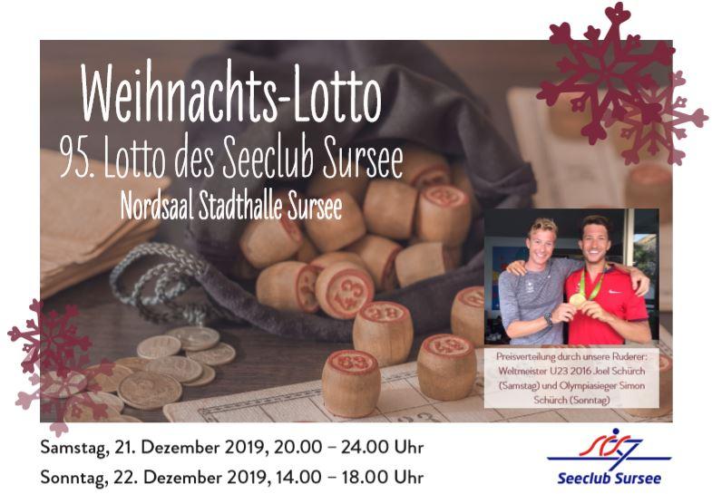 Lotto 21. und 22. Dezember 2019