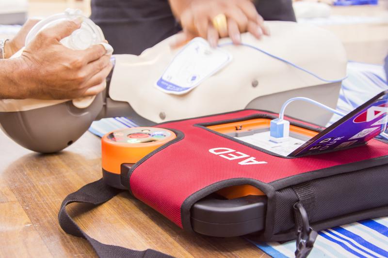 Neuer BLS-AED Kurs