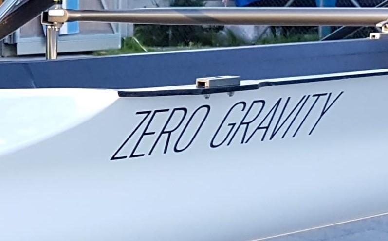 ZERO GRAVITY heisst der neue 2-/2x