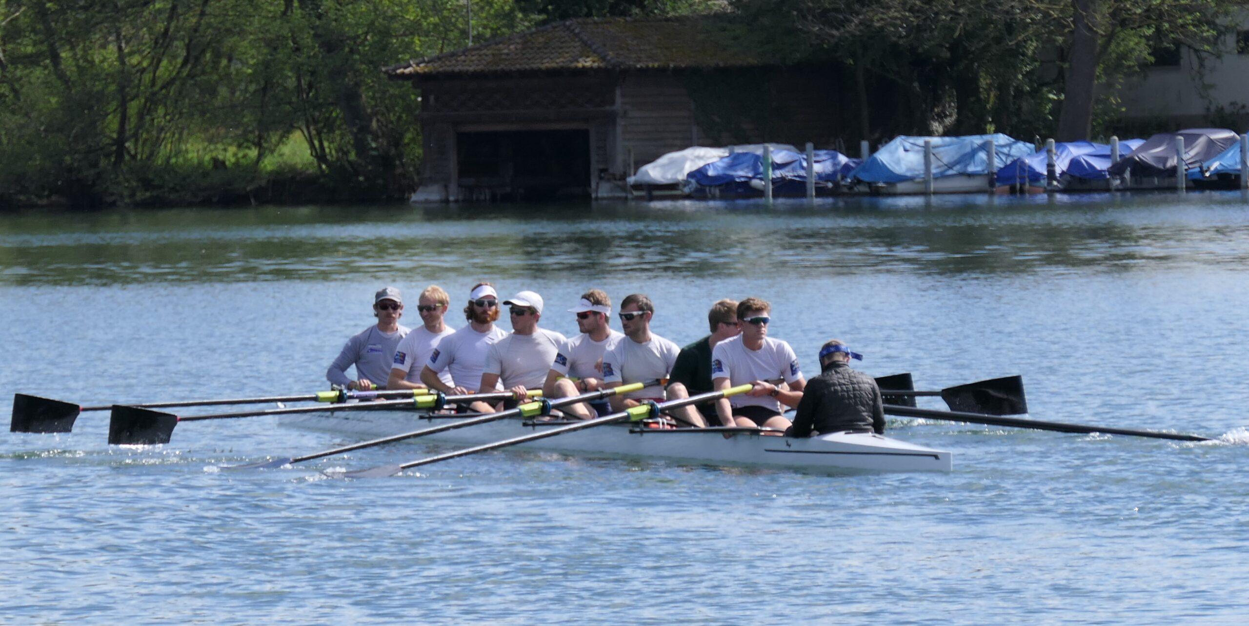 Rowing New Zealand 8th May – 12th May 2021