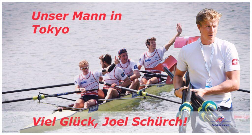 Plakat Joel Schürch