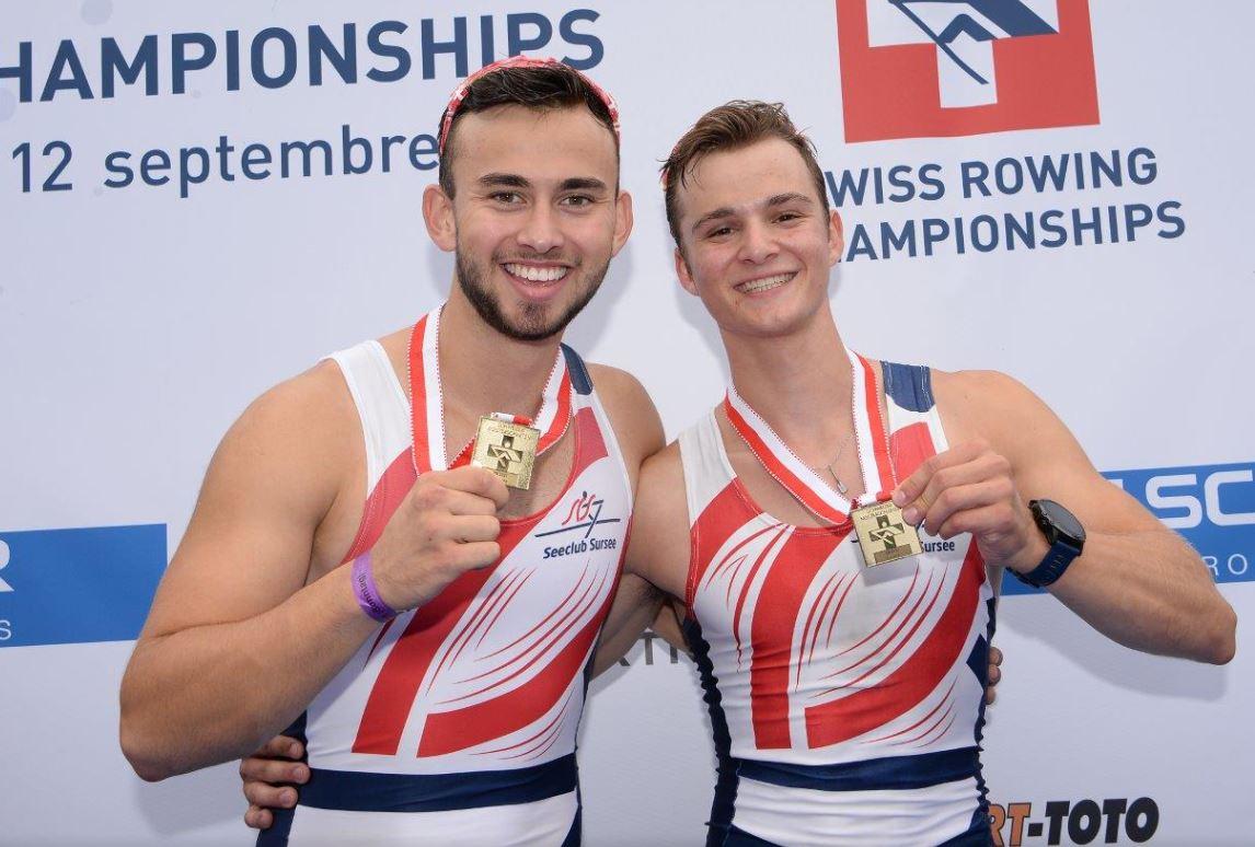 Schweizermeisterschaft 1*Gold 3*Bronze